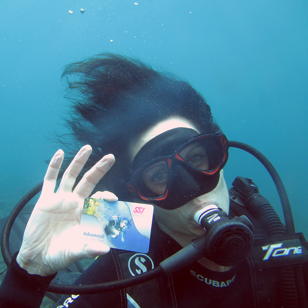Advaned Open Water Diver